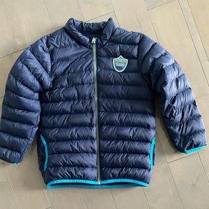 Deux par deux puffer jacket
